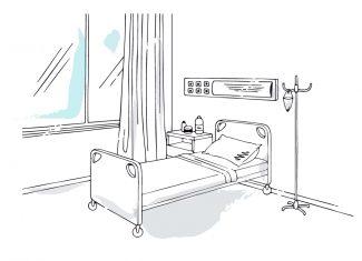 Bolničke sobe