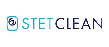 Stet Clean logo